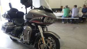 Custom Motorcycle Graphics