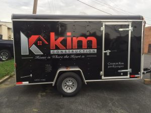 Houston Commercial Vehicle Wraps vinyl trailer graphics vehicle wrap 300x225