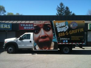 Custom Trailer wraps and graphics